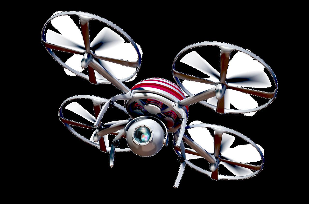 Les drones sont partout !